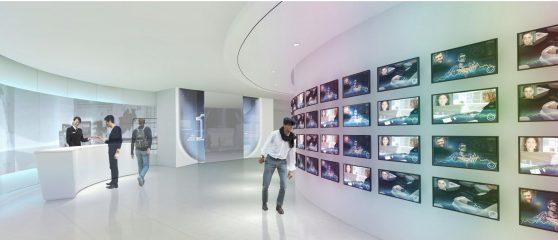 新华网智谷创意展示中心