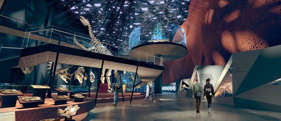 恐龙主题展示体验园