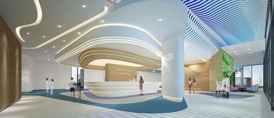 爱维艾夫医院室内设计