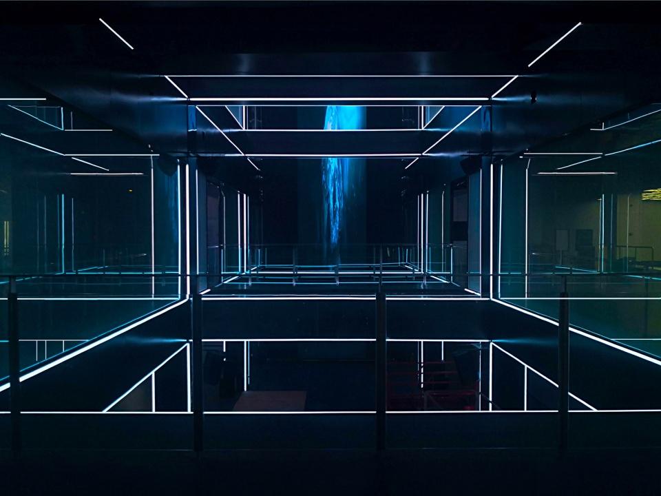 南昌虚拟现实主题乐园